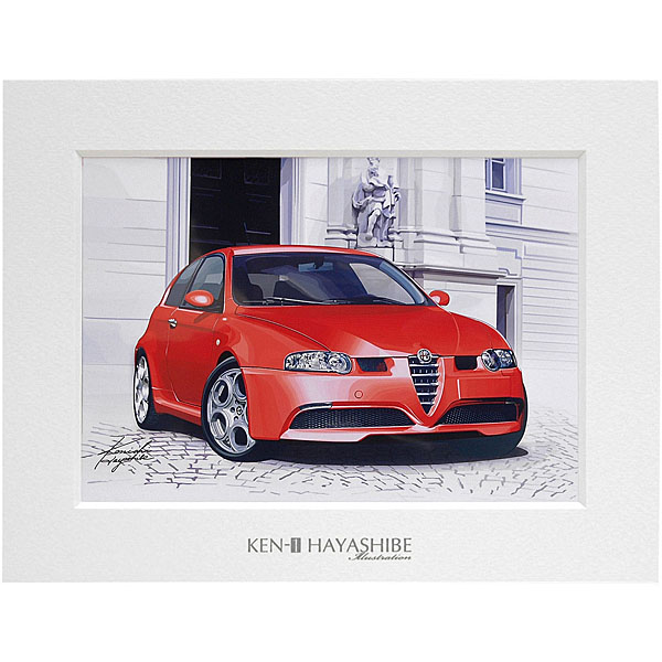Alfa Romeo 147GTA���饹�ȥ졼����� by��������<br><font size=-1 color=red>09/25����</font>
