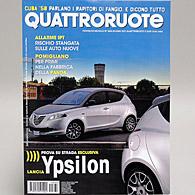Quattroruote 2011年6月号