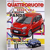 Quattroruote 2011年7月号