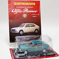 1/24 Alfa Romeo 100 Anni Collection No.25 Alfasud 1.2ミニチュアモデル