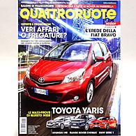 Quattroruote 2011年10月号