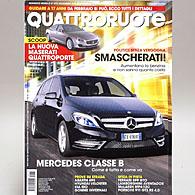 Quattroruote 2011年11月号