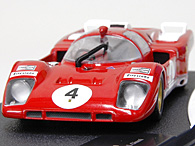 1/43 Ferrari Racing Collection No.10 512Mミニチュアモデル