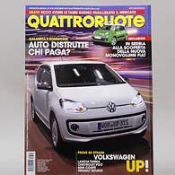 Quattroruote 2011年12月号