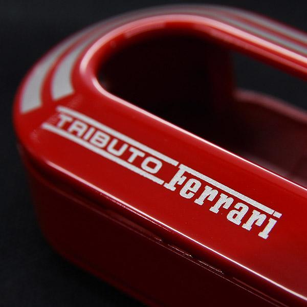 ABARTH純正695 TRIBUTO Ferrariキーカバー