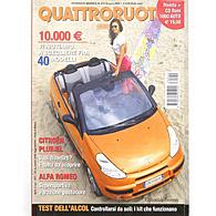 Quattroruote 2003年6月号