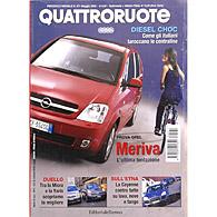 Quattroruote 2003年5月号