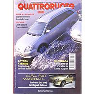 Quattroruote 2003年4月号