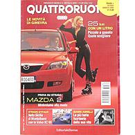 Quattroruote 2003年3月号