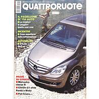 Quattroruote 2005年7月号