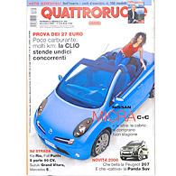 Quattroruote 2005年12月号