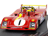 1/43 Ferrari Racing Collection No.31 312Pミニチュアモデル