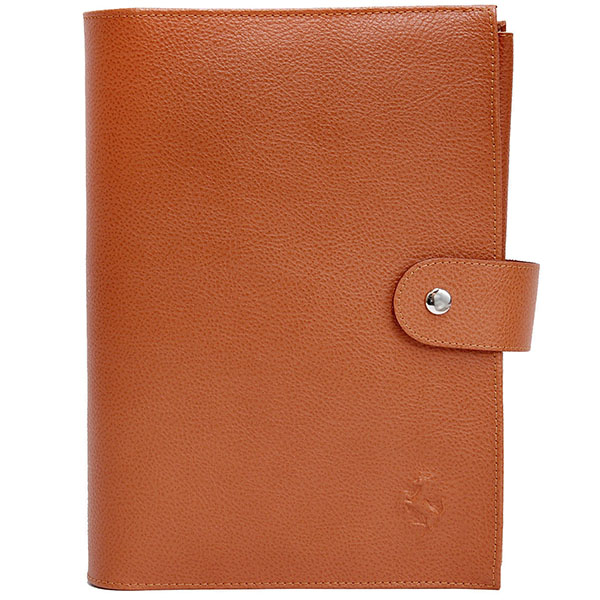 Ferrari Leather Document Holder by schedoni