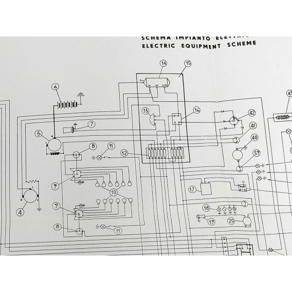 ferrari 250gt parts manual (re-print)