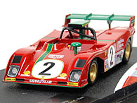 1/43 Ferrari Racing Collection No.45 312Pミニチュアモデル