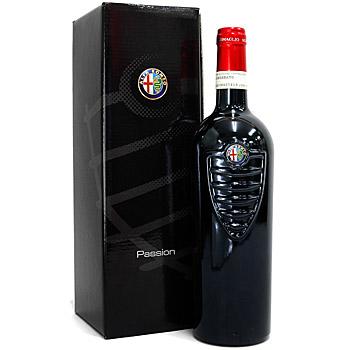アルファロメオ ワイン(赤) -MONFERRATO DOC ROSSO 2012-ギフトボックス入り