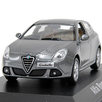 1/43 Alfa Romeo����Giulietta�ߥ˥��奢��ǥ�(�᥿��å����졼)<br><font size=-1 color=red>07/20����</font>