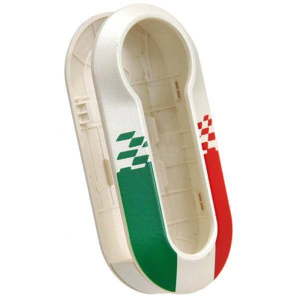 FIAT純正500キーカバー(ITALIA)