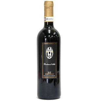 JUVENTUSオフィシャルワイン(Rosso/BARBERA D' ASTI DOCG 2012)