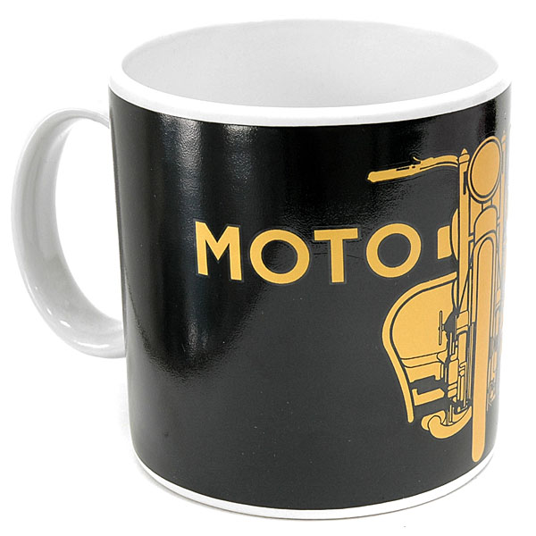 MOTO GUZZI Official Mug Cup(Black)
