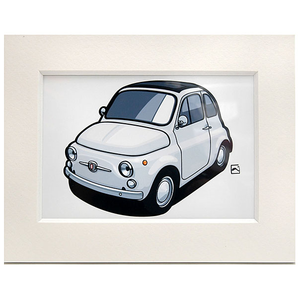 FIAT ��500���⡼�륤�饹�ȥ졼�����(�ۥ磻��) by ��������<br><font size=-1 color=red>09/25����</font>