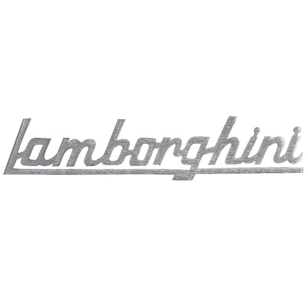 lamborghini old logo silver    italian auto parts  u0026 gagets