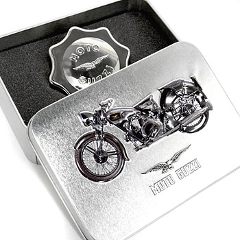 MOTO GUZZI Official Paper Weight(Tank Cap)