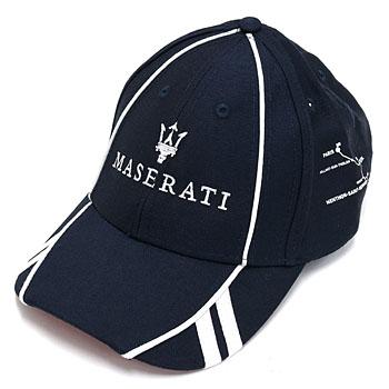 Zippo Fragrance Logo MASERATI Baseball Cap(...