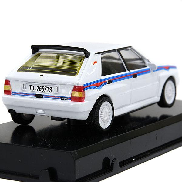1 43 lancia delta evo martini 6 miniature model italian auto parts gagets. Black Bedroom Furniture Sets. Home Design Ideas