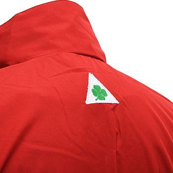 Alfa Romeo Quadrifoglio Jacket Red Unisex Italian Auto Parts Gagets