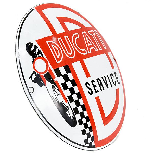 Ducati Service Sign Boad Italian Auto Parts Amp Gagets