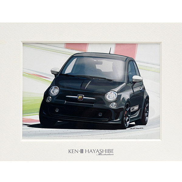 NEW 500 ABARTH (�֥�å�)���饹�ȥ졼����� by ��������<br><font size=-1 color=red>09/25����</font>