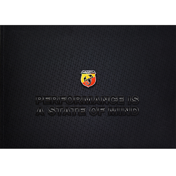 ABARTH Press Catalogue