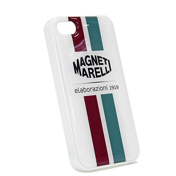 MAGNETI MARELLI iPhone 4背面ケース