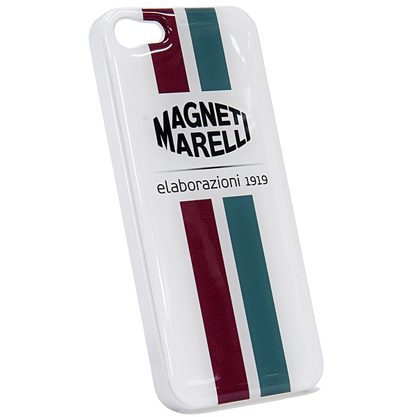 MAGNETI MARELLI iPhone 5背面ケース