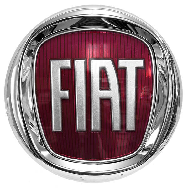 FIAT純正エンブレム(フロント用/95mm)<br><font size=-1 color=red>01/09到着</font>