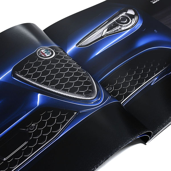 Alfa Romeo GIULIA Accessories Catalogue : Italian Auto
