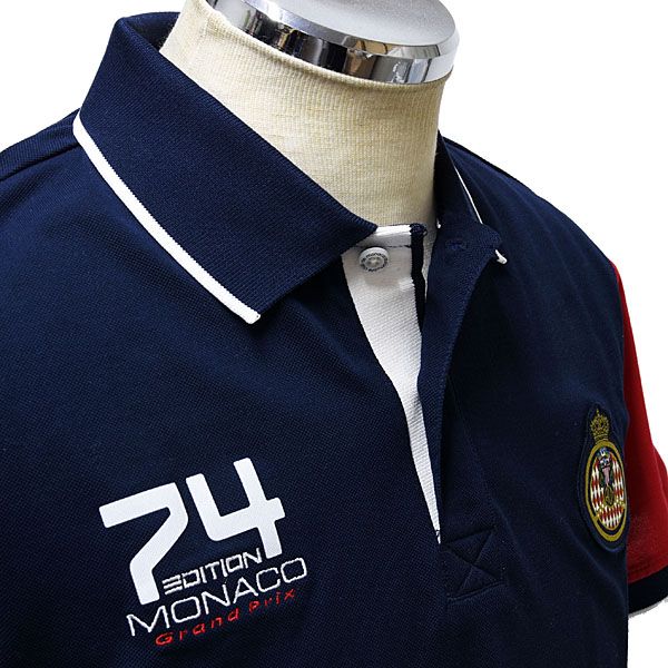 automobile club de monaco official polo shirts limited edition italian auto parts gagets. Black Bedroom Furniture Sets. Home Design Ideas