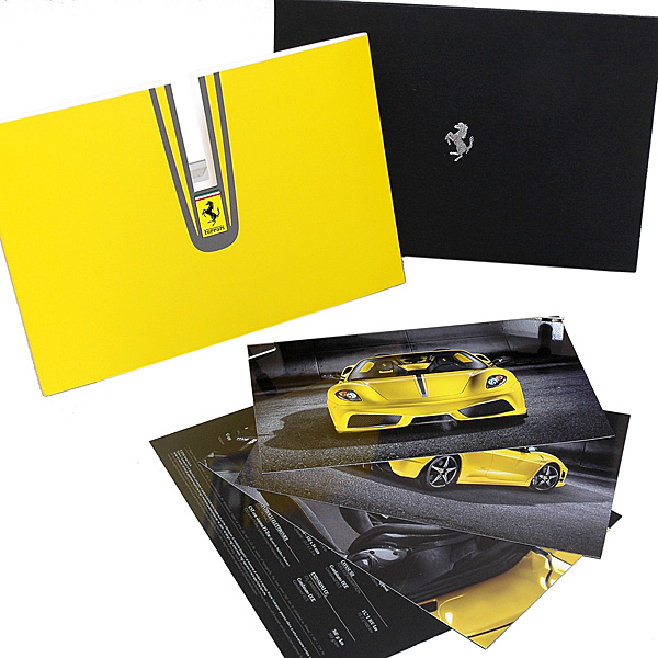 Ferrari 430 Scuderia Spider 16M Presentation Preview Kit