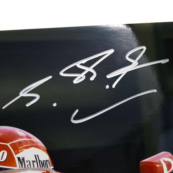 ... Scuderia Ferrari 2002ワールドチャンピオン記念フォト-ティームクルー用/ペーパーフォルダ入り-