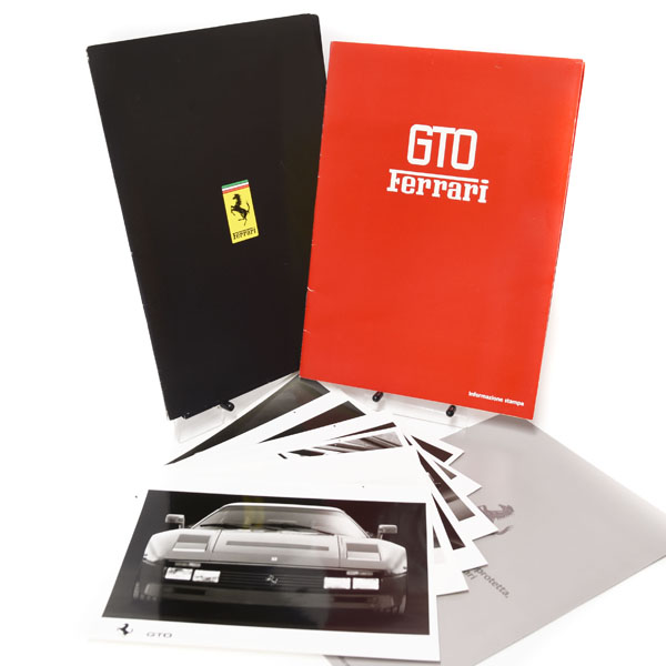 Ferrari 288GTO Press Kit(1984)