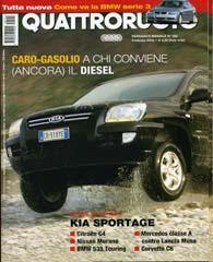 Quattroruote 2005年2月号