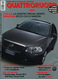 Quattroruote 2005年5月号
