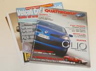 Quattroruote 2005年10月号