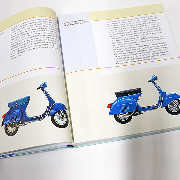VESPA 70 YEARS The complete history from 1946