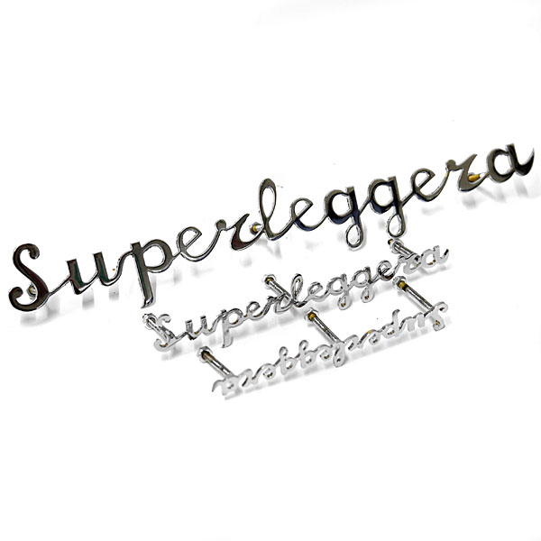 touring superleggera logo emblem 70mm    italian auto