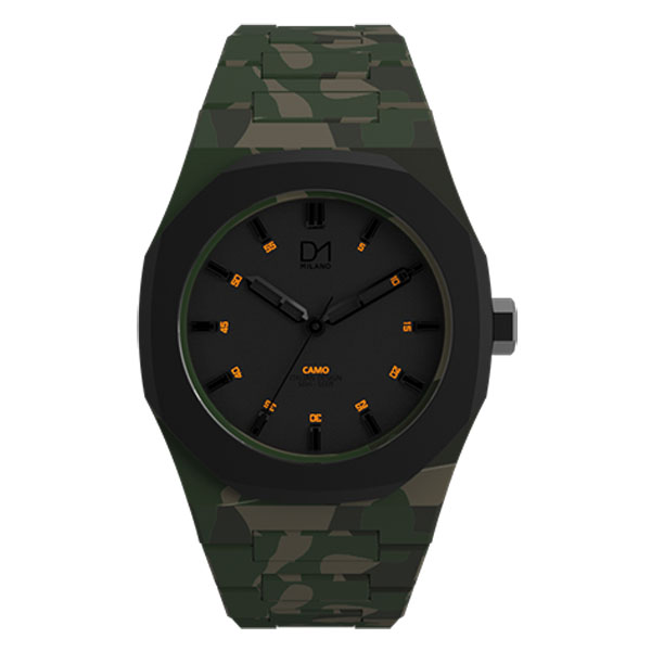 D1 Milano CAMOLIMITED COLLECTIONカモフラージュ(ref. CA-01N)