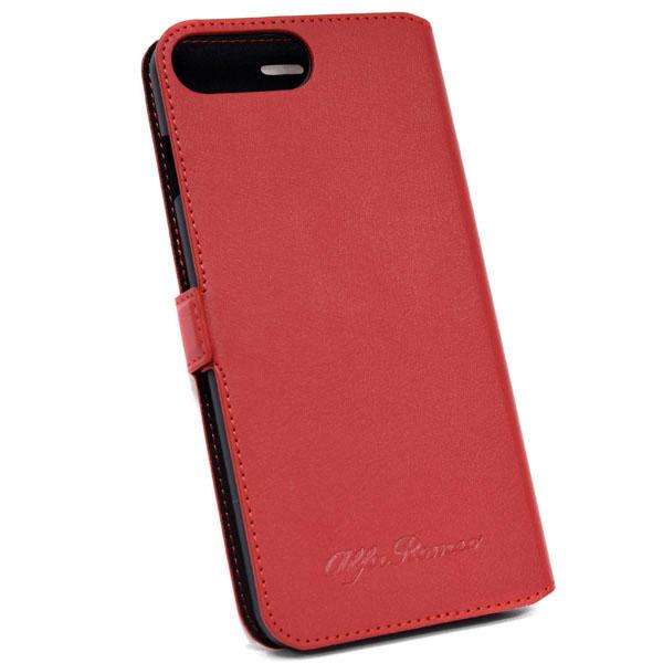 alfa romeo iphone7 6 6s plus soft case red italian auto parts