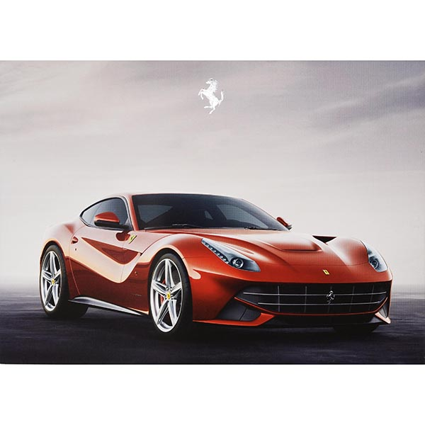 Ferrari F12berlinetta Presentation Card