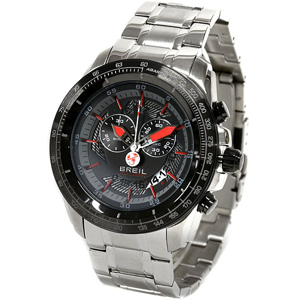 ABARTH Quartz Chronograph(+14) by BREIL<br><font size=-1 color=red>10/19到着</font>